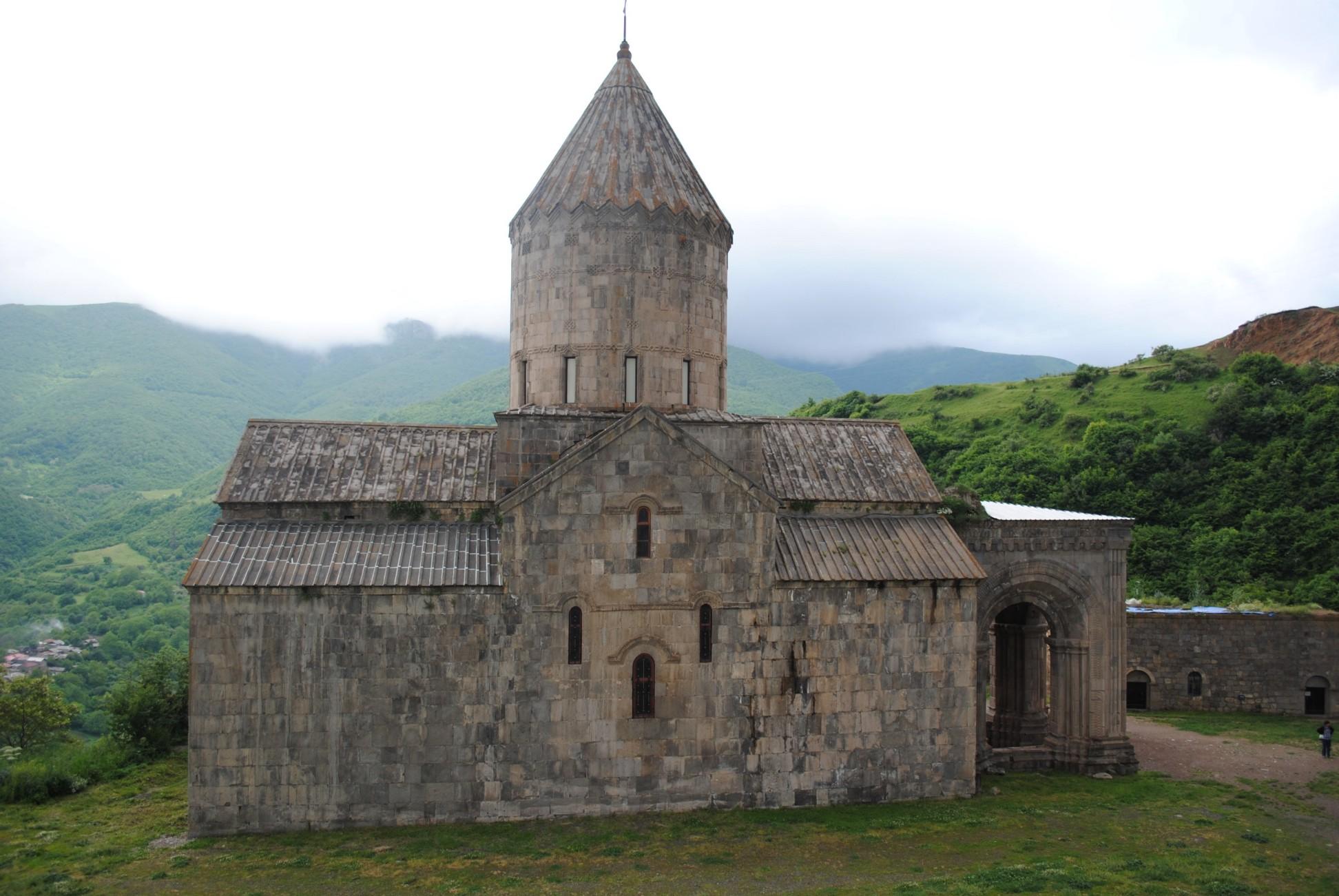 HIKEArmenia Tatev Monastery